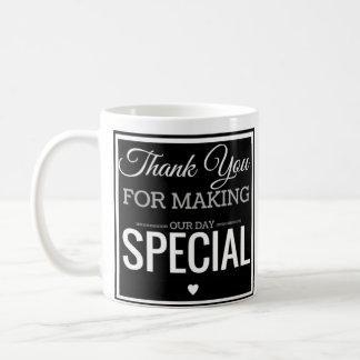 Wedding Favor Custom Mug Gift