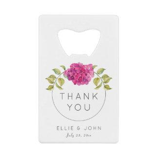 Wedding Favor Hot Pink Hydrangea