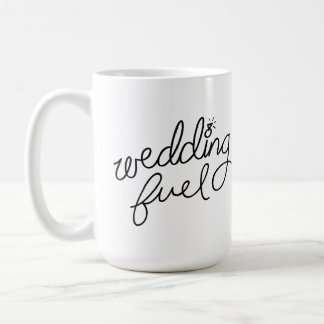 Wedding Fuel Mug