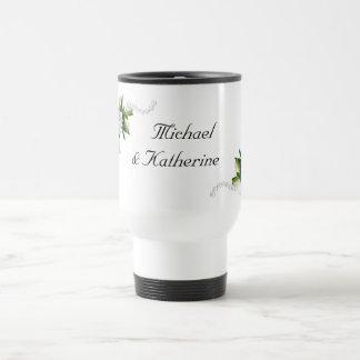 Wedding Gardenias Coffee Mugs