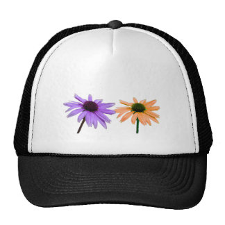 wedding gift, daisy flowers, thank you, etc. mesh hats