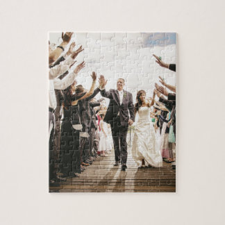 Wedding gift jigsaw puzzle