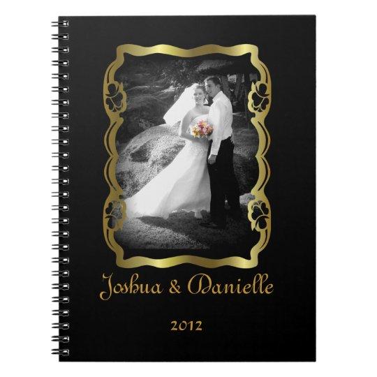 Wedding Gift Photo Notebook
