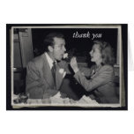Wedding Gift Thank You Customisable Photo Greeting Card