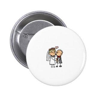 Wedding Ideas 37 Pinback Buttons