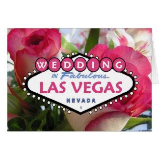 Wedding In Fabulous Las Vegas Gifts
