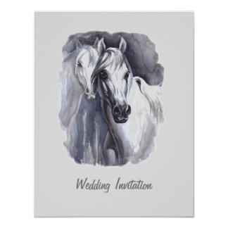 "Wedding Invitation 4.25"" X 5.5"" Invitation Card"