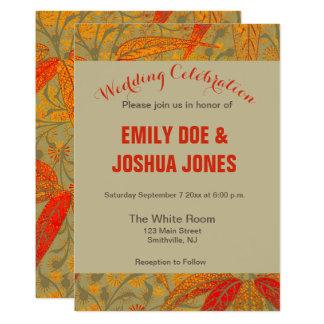 Wedding Invitation Customize Template art print