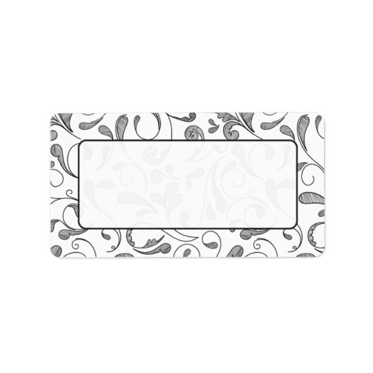 Wedding Invitation Envelope Mailing Labels