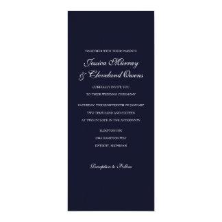 Wedding Invitation | Fine Wine |dbl