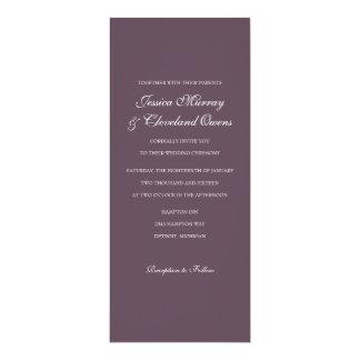 Wedding Invitation | Fine Wine |pur