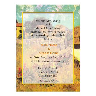 wedding invitation from bride and groom s parents invite
