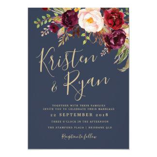Wedding Invitation - Lucy Suite