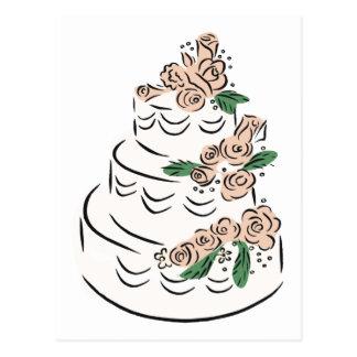 Wedding Invitations 17 Postcard