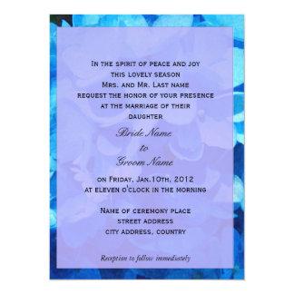 wedding invitations from bride's parents custom invitation
