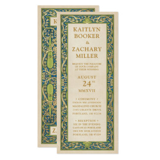 Wedding Invitations | Illuminated Garden