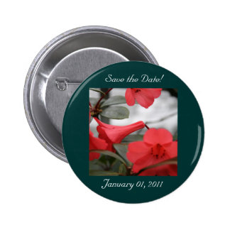 Wedding Invitations, Save the Date! 6 Cm Round Badge