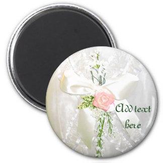 Wedding Joy_ Fridge Magnets