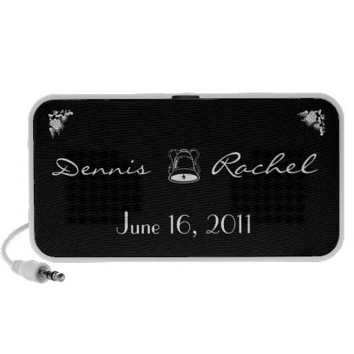 Wedding Keepsake Mini-Speaker