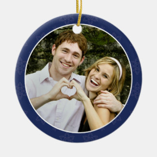 Wedding Keepsake Photo Ornament