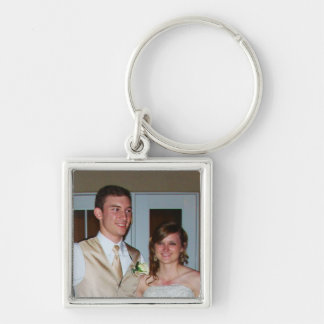 Wedding key chain