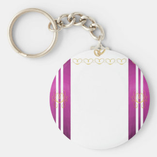 Wedding Key Ring