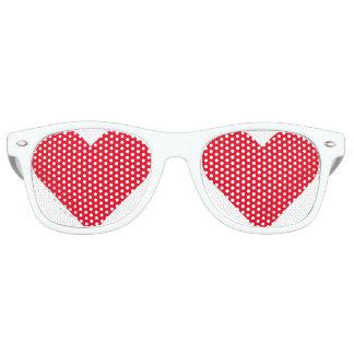 Wedding Love Hearts Custom Party Shades Sunglasses