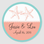 Wedding Monogram Sticker - Personalise it!