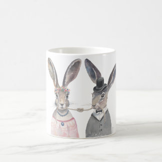 "Wedding mug ""Tying the knot"""