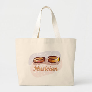 Wedding Musician Tote Bag