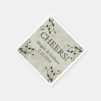 Wedding Napkins Disposable Serviette