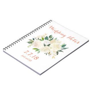 Wedding Notebook