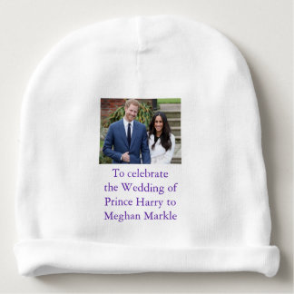 Wedding of Prince Harry to Meghan Markle Baby Beanie