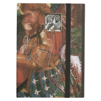 Wedding of St George, Princess Sabra by Rossetti iPad Air Cover