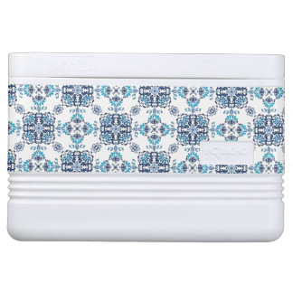 Wedding paisley tradition elegant pattern cooler