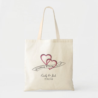 Wedding Party VIP Tote Bag