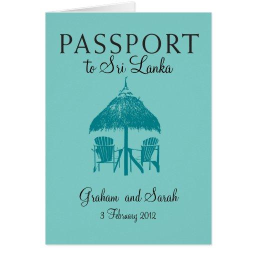 how to make passport in sri lanka