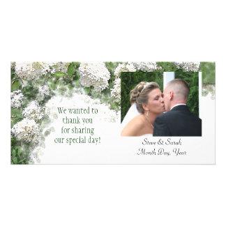 Wedding Photo-Cards Custom Photo Card