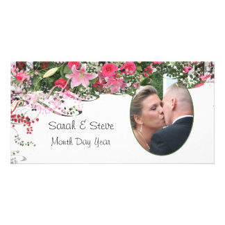 Wedding Photo-Cards Personalized Photo Card