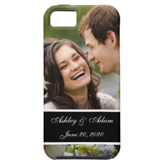 Wedding Photo Keepsake Tough iPhone 5 Case