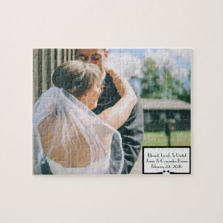Wedding Photo Puzzle
