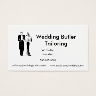 Wedding Photographer Business Card