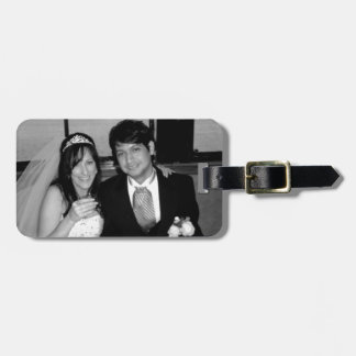 Wedding Picture Options Luggage Tag