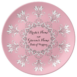 Wedding Plate Keepsake
