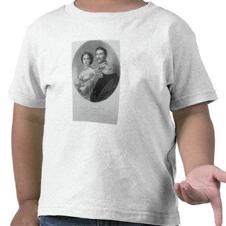 Wedding Portrait of Their Royal Highnesses T Shirt