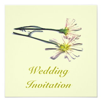 WEDDING PRODUCTS 13 CM X 13 CM SQUARE INVITATION CARD