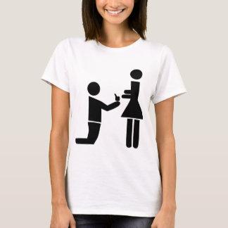 Wedding Proposal T-Shirt