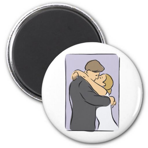 Wedding Reception 11 Magnet