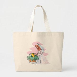 Wedding Reception Ideas 25 Canvas Bags