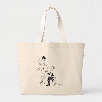 Wedding Reception Ideas 39 Canvas Bags